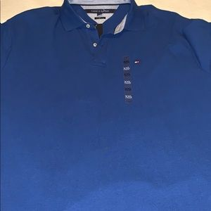 Tommy Hilfiger men's classic fit polo shirt